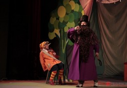 Приключения Буратино и его друзей