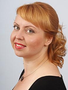 Екатерина Владимировна Крыгина